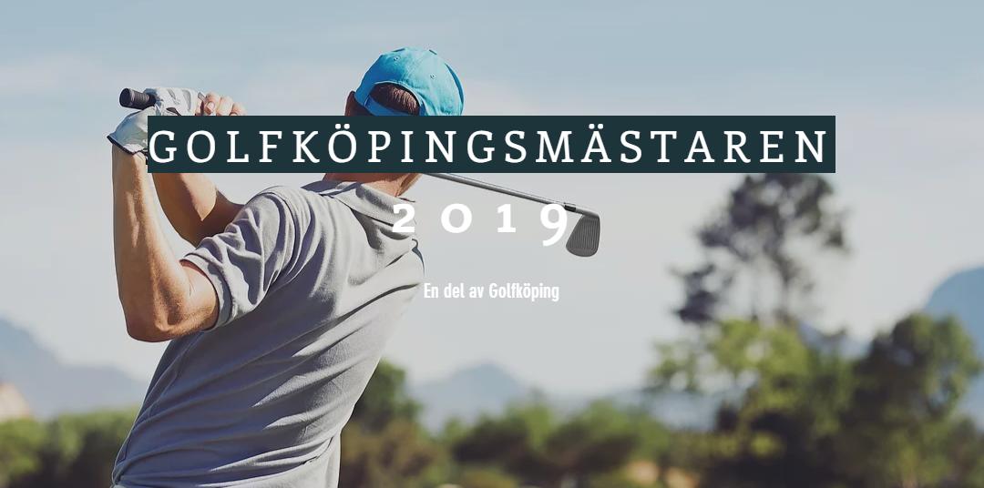 "Nu drar ""nya"" Golfköpingmästaren igång!"