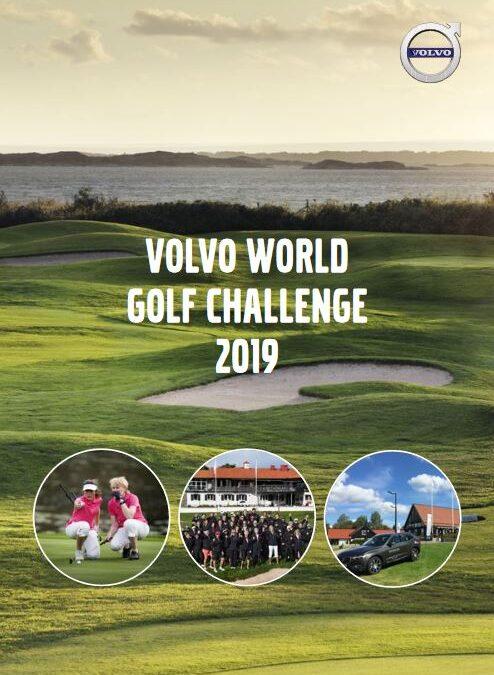 Volvo World Golf Challenge på Sand